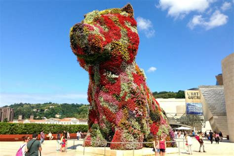 jeff koons puppy 16 of the most iconic dogs in you need to remember