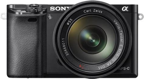Kamera Sony Ilce 6000 Sony Alpha Ilce 6000z System Kamera 16 70 Zoom 24 3 Megapixel 7 5 Cm 3 Zoll Display