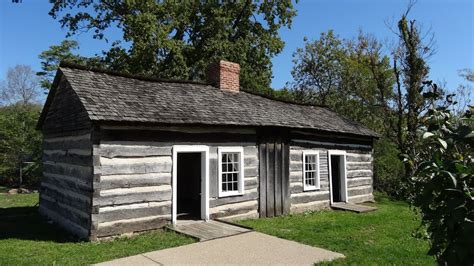 Cabins In Il by Panoramio Photo Of Lincoln Log Cabin State Historic Site