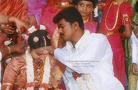 actor vijay marriage vijay sangeetha wedding album