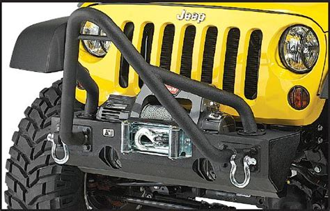 rugged ridge stinger rugged ridge 11540 13 rugged ridge modular xhd front bumper stinger hoop in textured black for