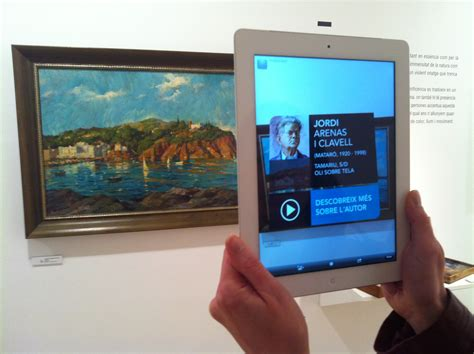 augmented reality file augmented reality at museu de matar 243 linking to