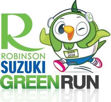 Robinson Suzuki Robinson Suzuki Green Run 2016 Just Run Lah