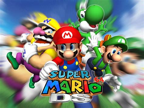 Shiny Review Mario 64 For The Ds by Mario 64 Ds Review Gameluster