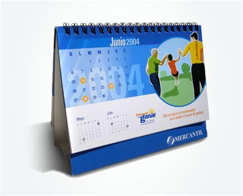 calendario de pared calendario de sobremesa dise 241 o de calendario corporativo caracas venezuela