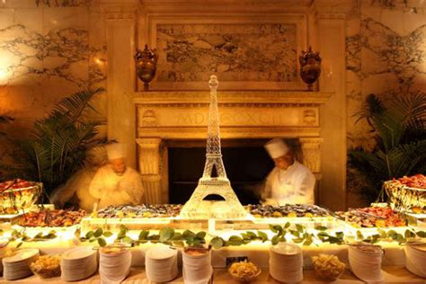 themed food events 19 ideas for french theme events