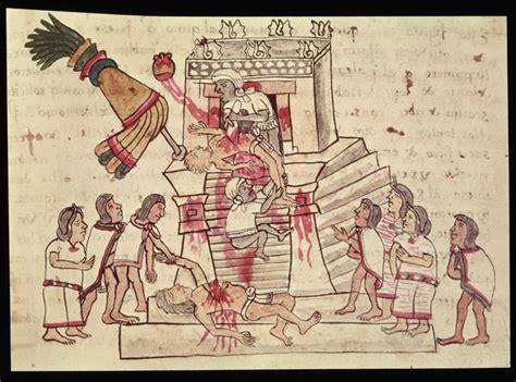 imagenes sacrificios mayas under mexico city archaeology magazine
