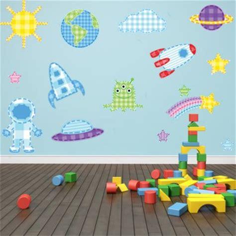 Wandtattoo Kinderzimmer Weltall by Wandtattoos Folies Wandsticker Weltall Set