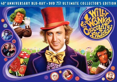 Willy Wonka The Chocolate Factory willy wonka the chocolate factory dvd release date