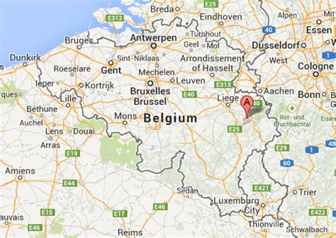 spa belgium map the town of spa stavelot and cartier bresson expo