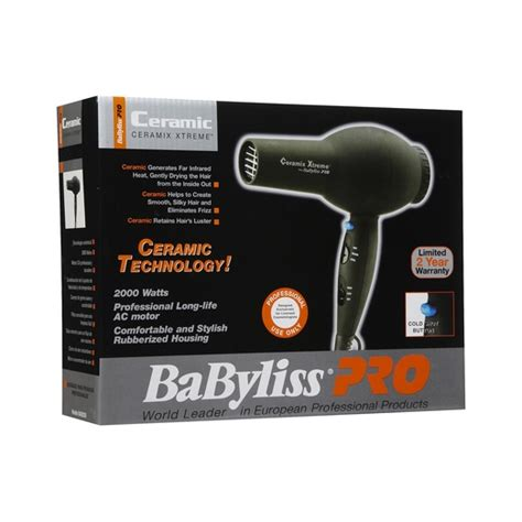 Babyliss Xtreme Hair Dryer babylisspro ceramix xtreme dryer rank style