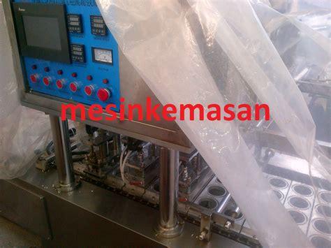 Cup Sealer Second mesin cup sealer 4 line toko mesin packing mesin packaging mesin pengemas indonesia