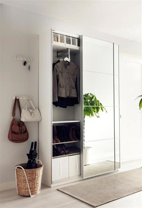 ideen für große schlafzimmer die besten 25 ikea garderobe ideen auf