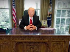 Trump Redesign Oval Office by Jeb Bush S Super Pac Launches Ad Assault On Donald Trump
