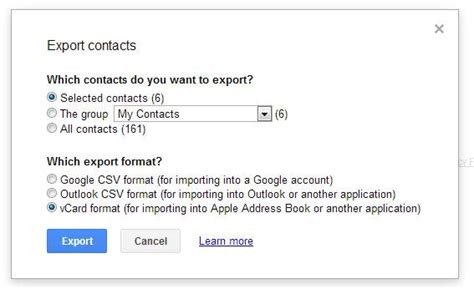 gmail contacts mobile how to easily export import csv contacts from and to