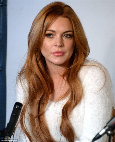 Lindsay A No Show At Sundance by Lindsay Lohan Announces New At Sundance