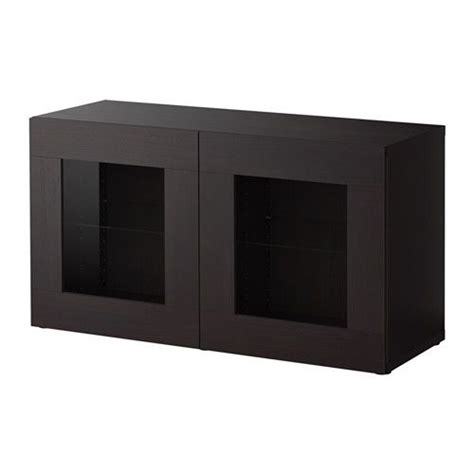 besta glass shelves ikea best 197 shelf unit with glass doors vara black