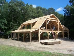 Gambrel Barn House Plans Gambrel Roof Barn House Plans Woodworking Projects Amp Plans