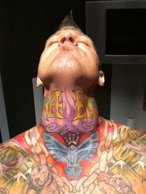 tattoo body heat chris andersen miami heat love chris quot birdman
