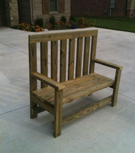 simple 2x4 bench plans 2x4 backyard bench decking screws bench and woodworking
