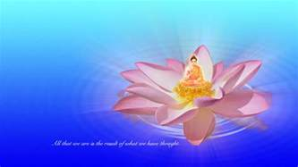 Lotus Buddhist Buddha On Lotus By Hanciong On Deviantart