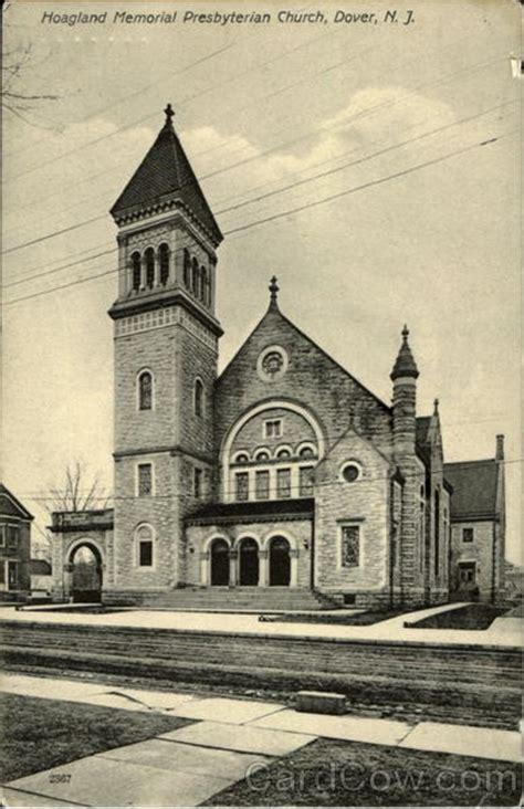 hoagland memorial presbyterian church dover nj