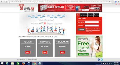 Wifi Nusanet cara mendapat username dan password gratis wifi id nusanet hendrot24