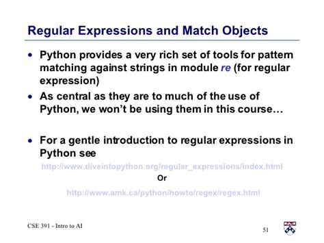 pattern matching regex python introduction to python part three