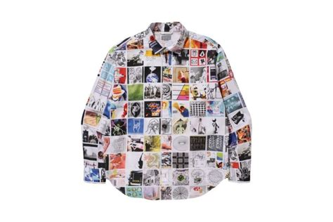 Square Malika Kombinasi Remple Polos artistic collage shirts collage shirts