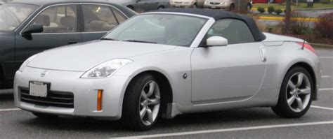 convertible nissan nissan 350z convertible modified