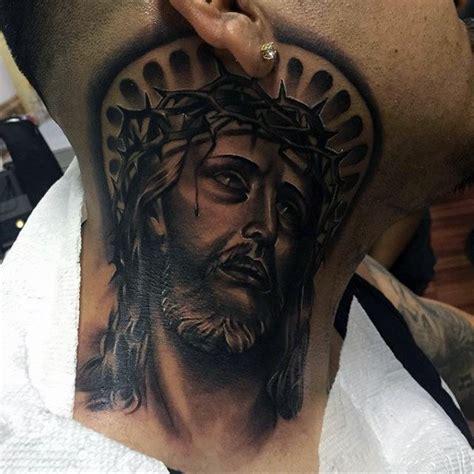 tattoos for men jesus 100 jesus tattoos for cool savior ink design ideas