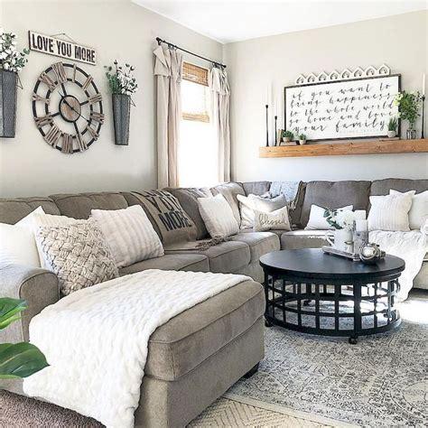 modern farmhouse living room design ideas homystyle