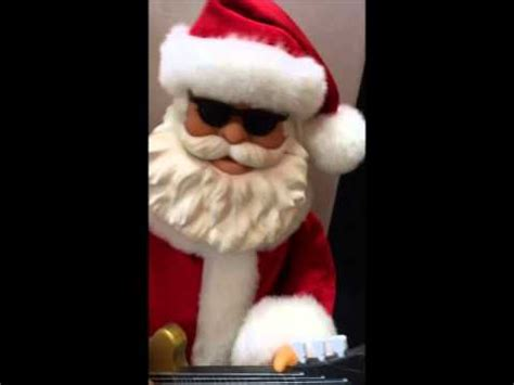 rockin santa christmas ringtones gemmy industries rockin santa animated display