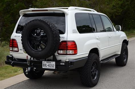slee offroad lx470 lexus lx470 off road google search cruisertimes