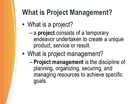 Mba Project Management by Project Management How The Mba Can Help You Succeed