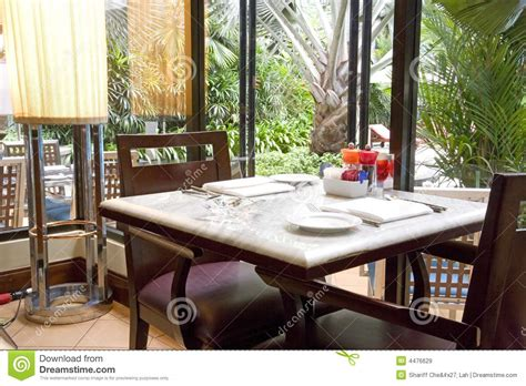 Hotel Dining Table Hotel Dining Table Royalty Free Stock Images Image 4476629