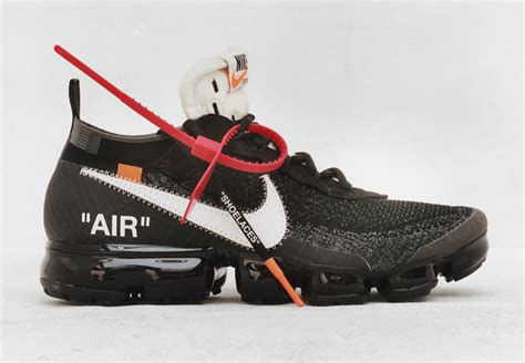 white x nike air vapormax the ten sneakerb0b releases