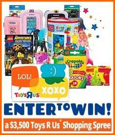 Toys R Us Sweepstakes - 301 moved permanently