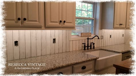 our 35 farmhouse back splash