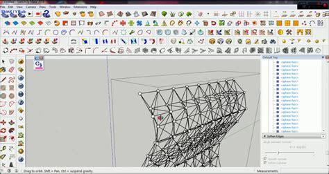 cara membuat video animasi sketchup cara membuat space frame secara singkat pada google