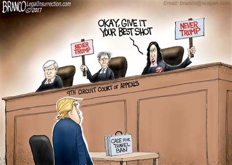 hot bench definition travel ban 9th circuit a f branco conservative cartoon