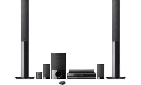 sony bdv e500w disc home theater system with ipod