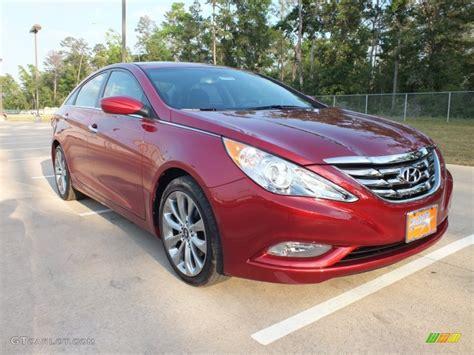 2013 Hyundai Sonata Colors by 2013 Sparkling Ruby Hyundai Sonata Se 64405395 Gtcarlot
