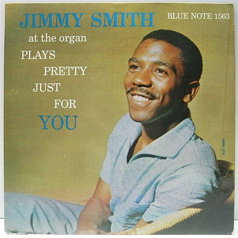 This Just In The Official Smith Certificate by Jimmy Smith Plays Pretty Just For You Lp Blue Note