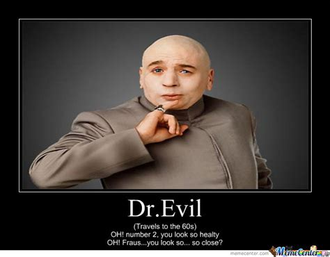 Meme Generator Doctor Evil - dr evil by meltord meme center