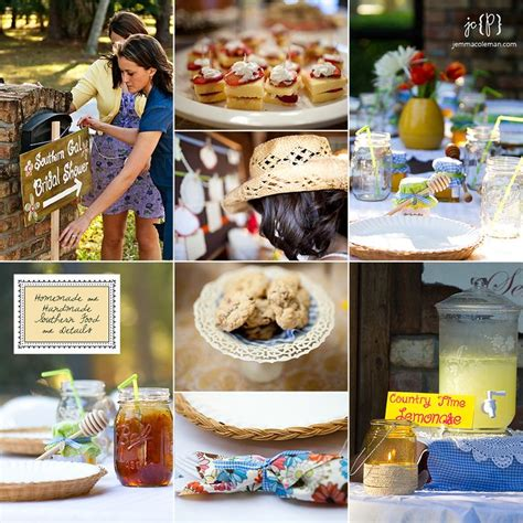 Country Themed Wedding Shower Ideas by Country Themed Wedding Shower Kelsey S Bridal Shower