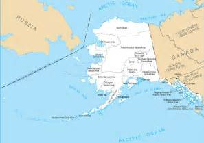 large detailed topographical map of alaska alaska large