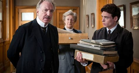 film a promise reviews a promise review rebecca hall and alan rickman waste