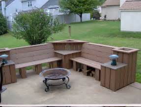 outdoor corner bench plans trex furniture general