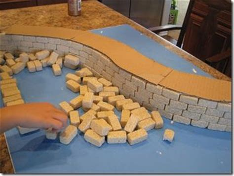 Ambitious Projects by Cool Ambitious Project To Build A Great Wall Model
